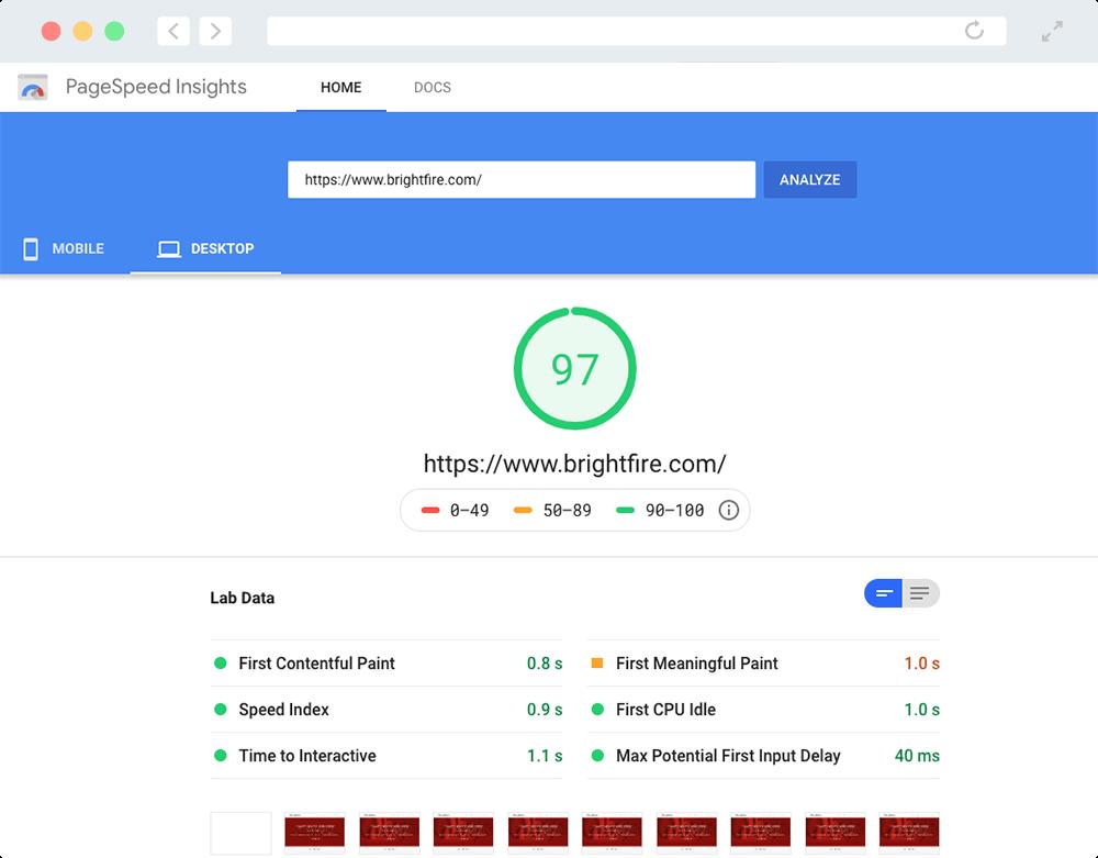 insurance-agency-websites-optimized-score