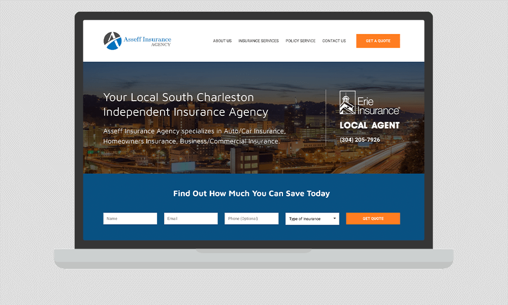 portfolio-asseffinsurance.com-laptop