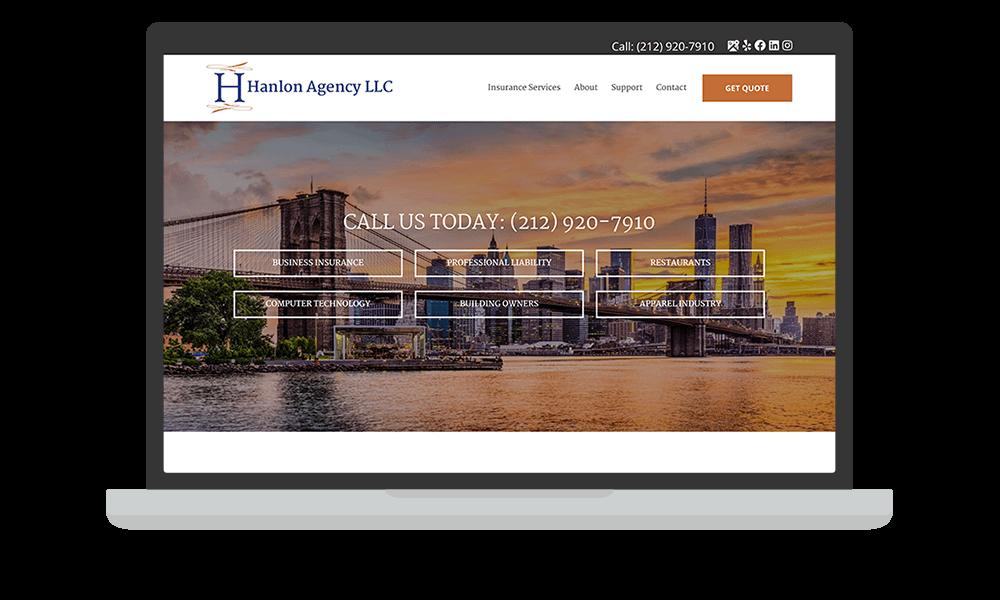 portfolio-hanlonagency.com-laptop