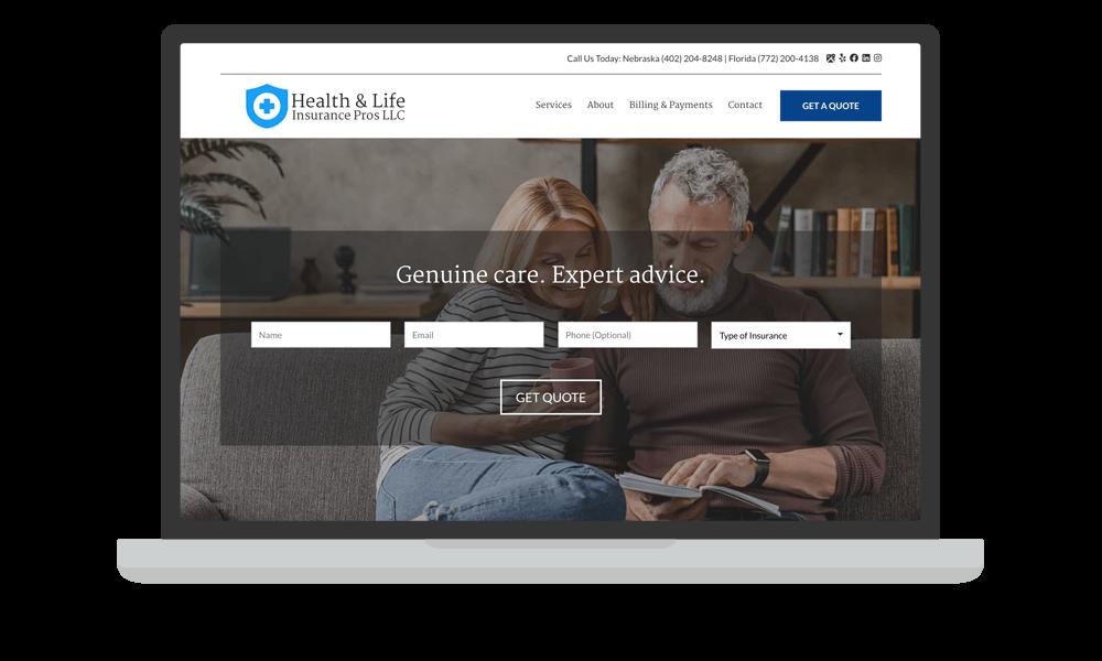 portfolio-healthandlifepros-laptop