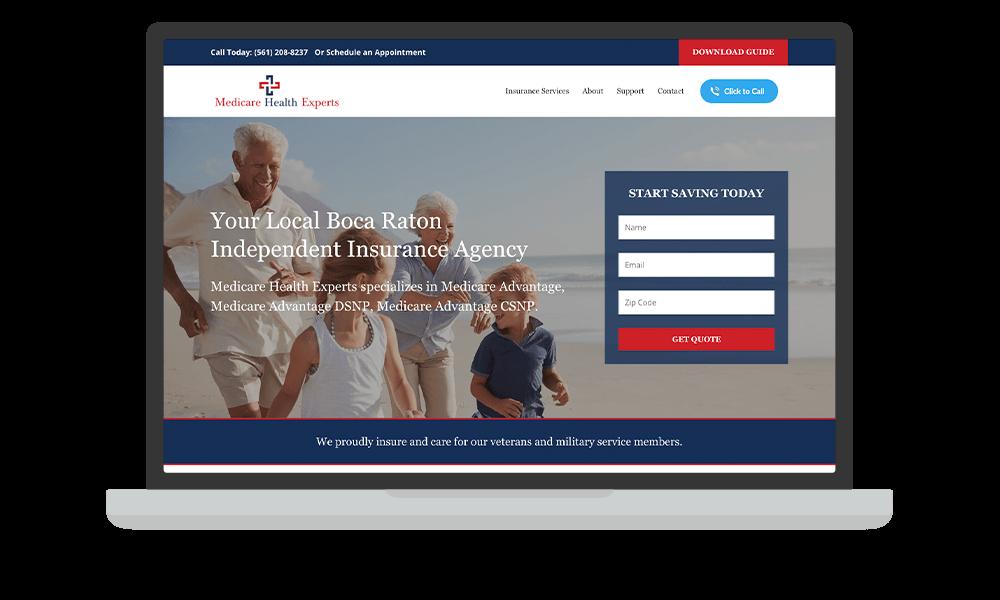 portfolio-medicarehealthexperts.com-laptop
