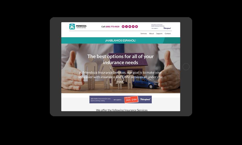 portfolio-mendozainsurance.com-tablet