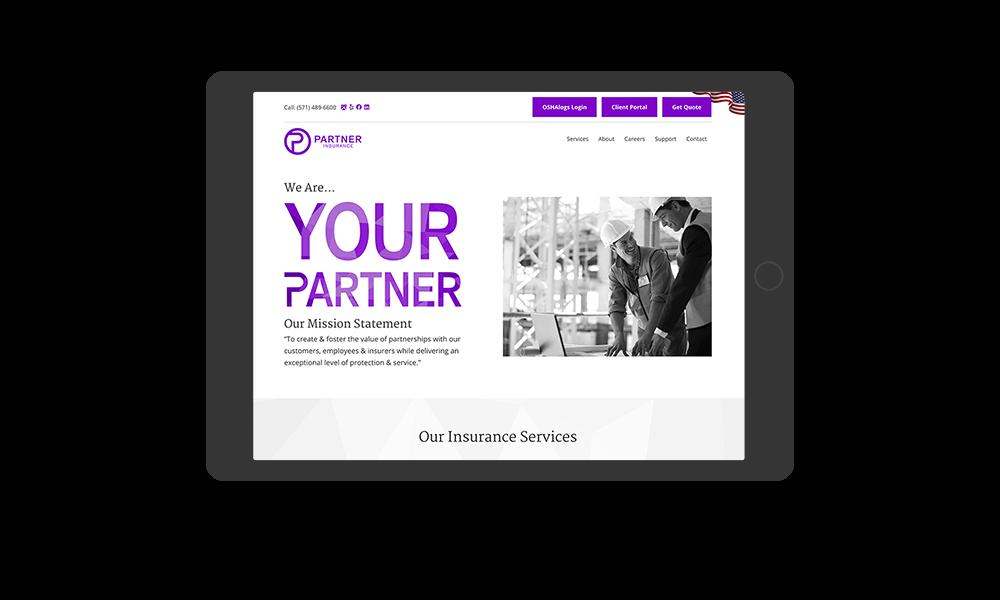 portfolio-partnerins.com-tablet