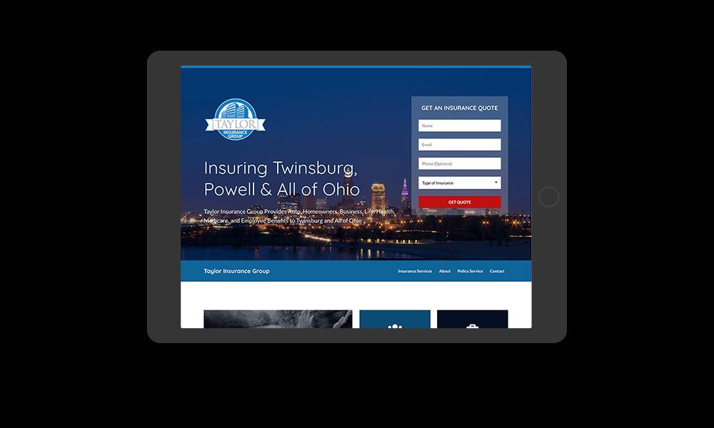 portfolio-taylorgrp.net-tablet