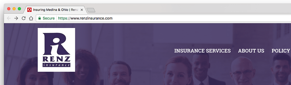ssl encrypted insurance websites