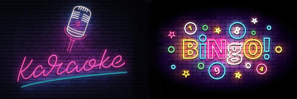 BrightFire Visual Designer Ali Sabin enjoys Karaoke Fridays, Rummy Sundays, and Bingo Wednesdays.