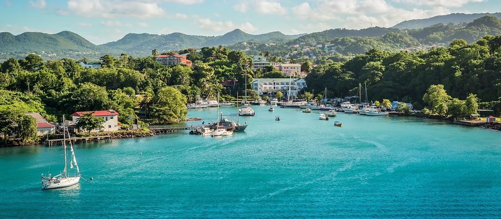 St. Lucia Marina