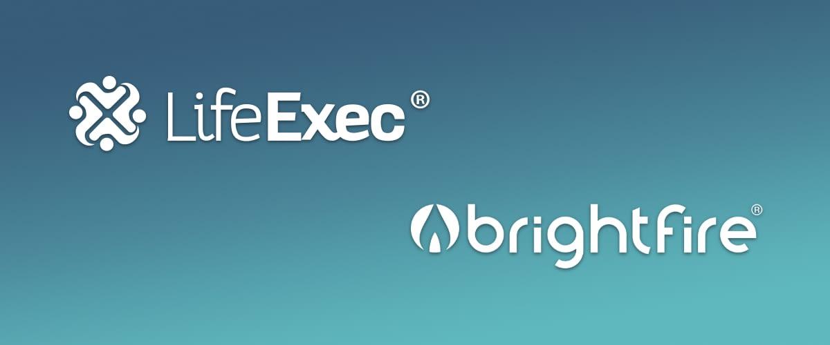 LifeExec Partners with BrightFire