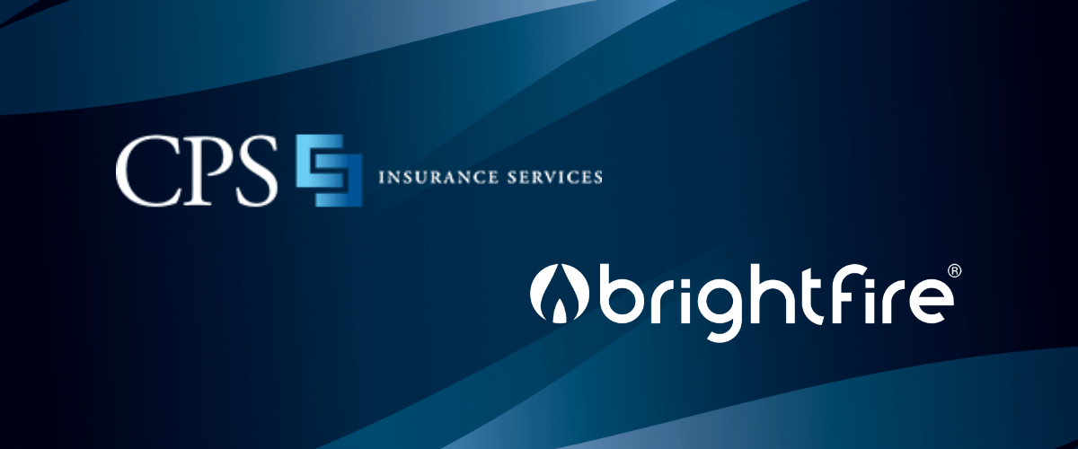 CPS Insurance Services Partners with BrightFire