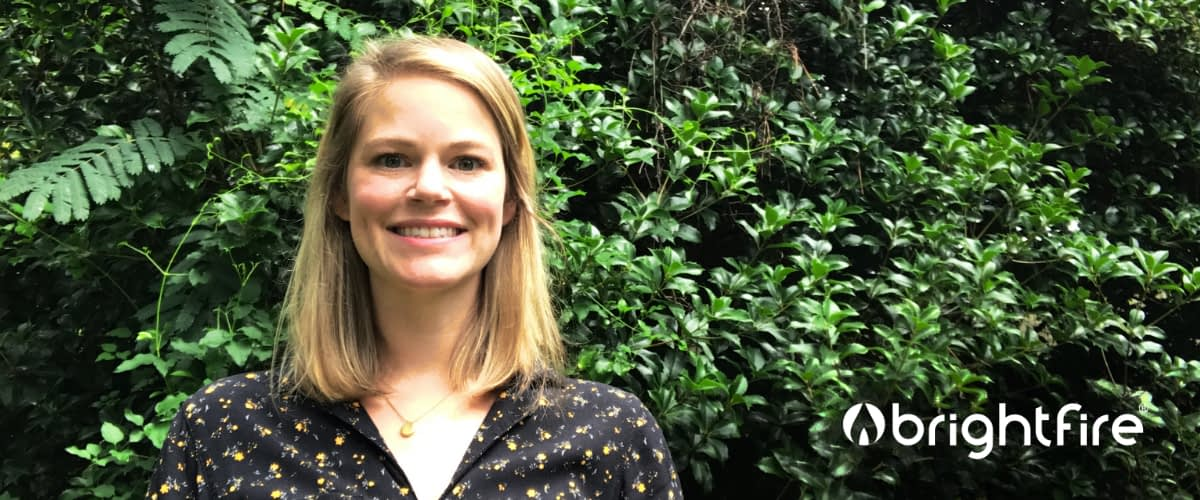 Callie Prickett Joins BrightFire as a Senior Visual Designer