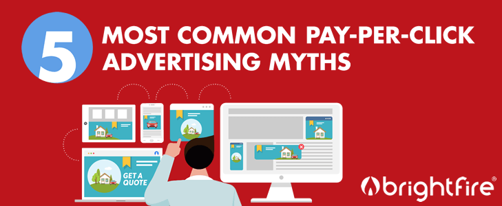 insurance ppc advertising myths