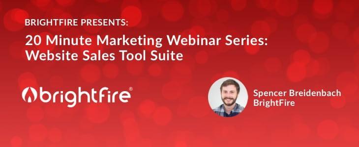 sales tool suite