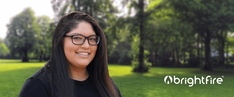 Adriana Joins BrightFire as a Customer Success Specialist
