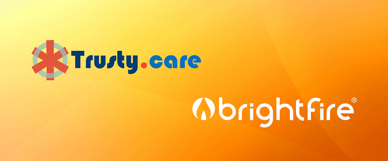 Trusty Partners with BrightFire