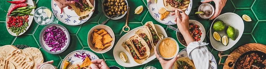 Vitamin T: Tacos, Tortas, and Tamales